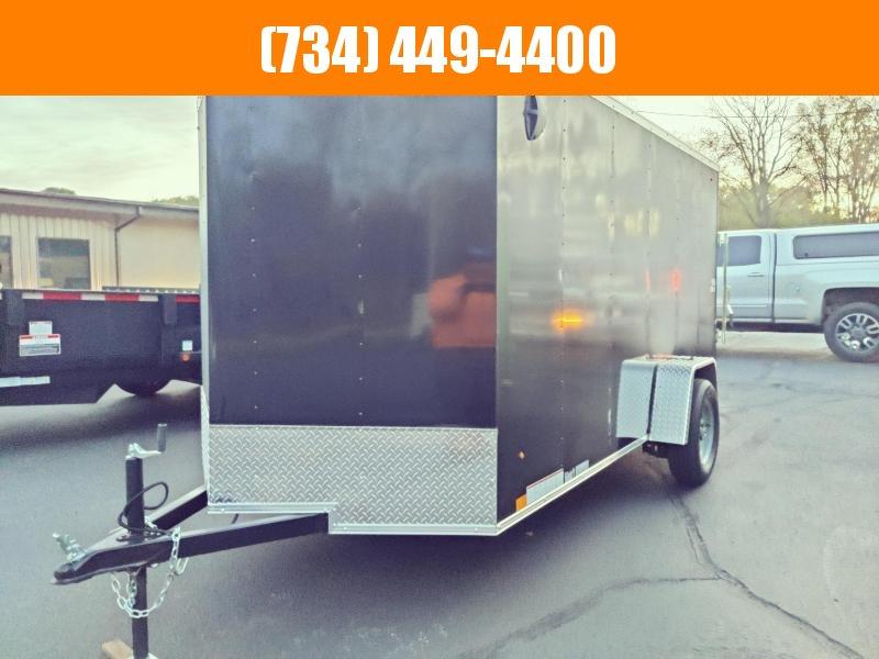 2022 Look Trailers 6x12 Enclosed Cargo Trailer Enclosed Cargo Trailer