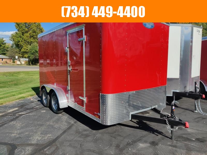2021 Continental Cargo TAILWIND Enclosed Cargo Trailer