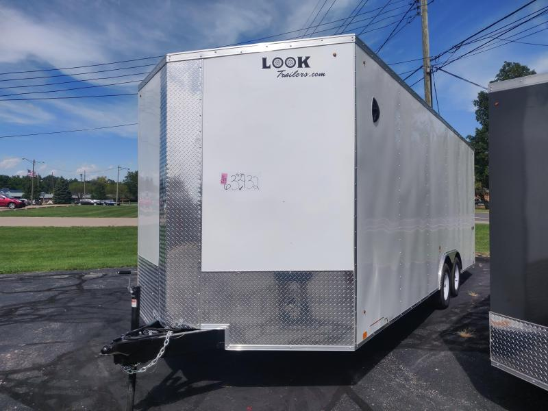 2021 Look Trailers LSABA8.5X22TE2FE Enclosed Cargo Trailer