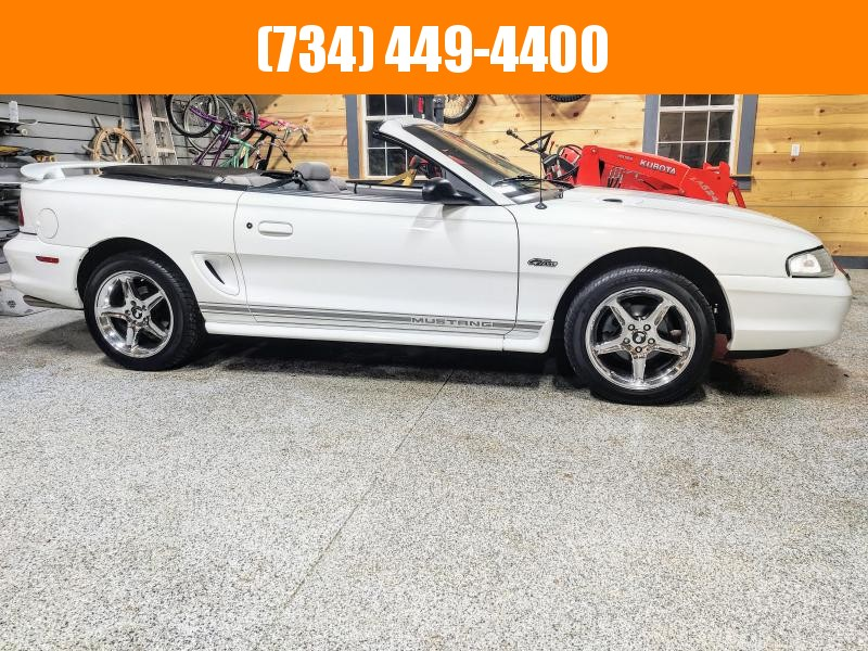 1997 Ford Mustang GT Convertible 33k miles
