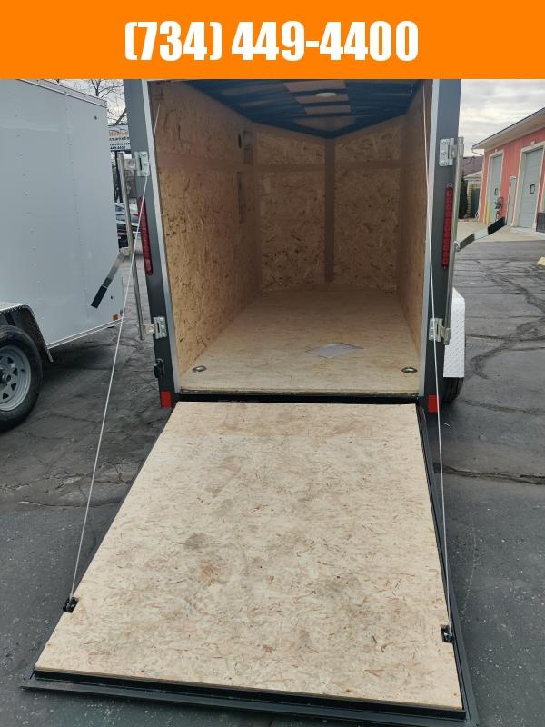2021 Look Trailers LSCAB5.0X10SI2FF Enclosed Cargo Trailer