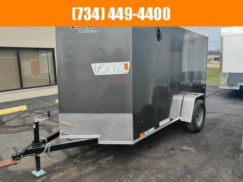 2021 Look Trailers LSCAB5.0X10SI2FF Enclosed Cargo Trailer