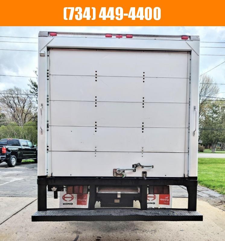 2008 Isuzu NPR 14ft box Truck GM Gas Engine