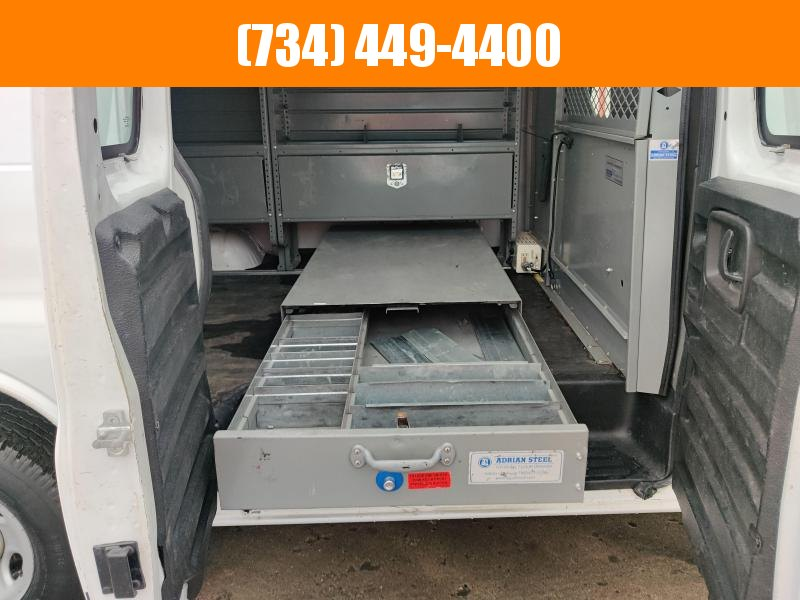 2011 GMC Savana 2500 Cargo Van 109k Miles 1 OWNER