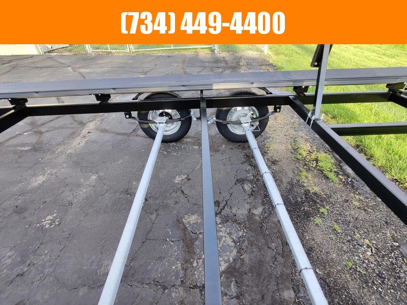 2022 Paul 24Ft Float On Bunk Style Pontoon Trailer w Brakes Utility Trailer