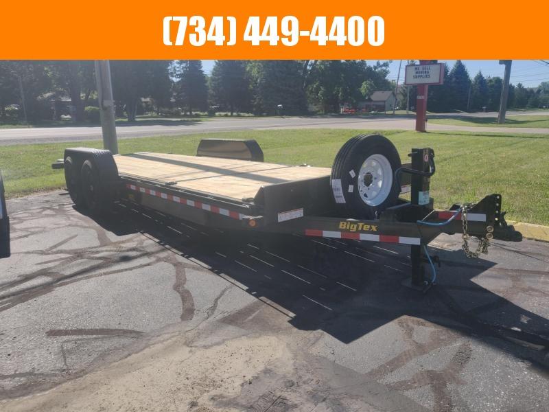 2021 PJ Trailers 14TL Tilt Deck Equipment Trailer