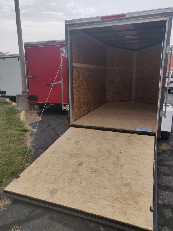 2021 Look Trailers 6.0X10x6.0 Enclosed Cargo Trailer