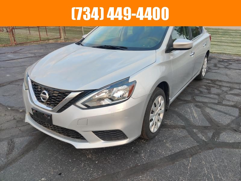 2017 Nissan SENTRA 1 Owner well maintained 80k miles