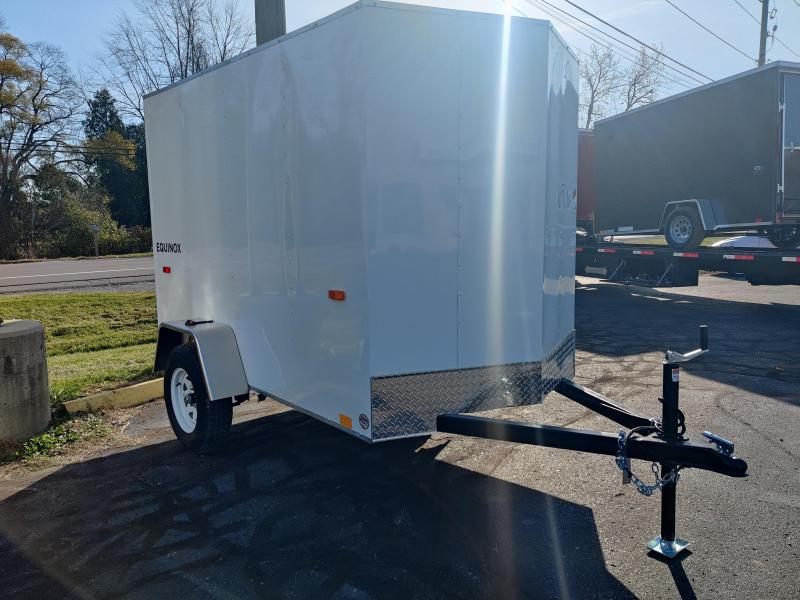 2021 Look Trailers LSC0A5.0X08SI2FE Enclosed Cargo Trailer