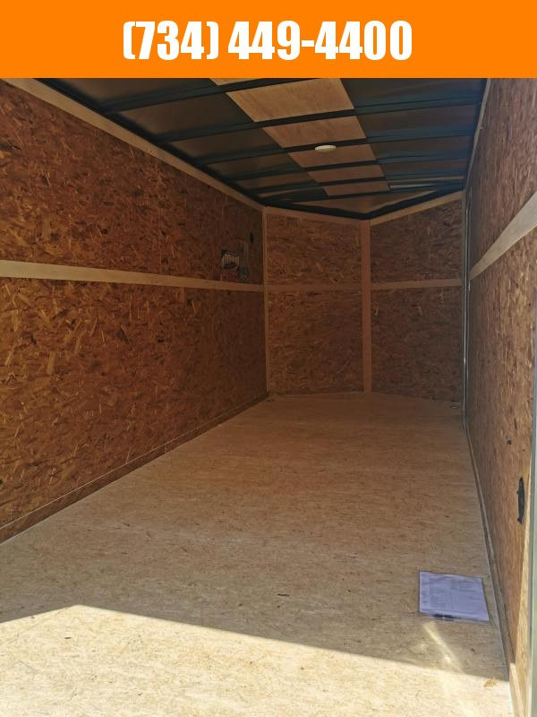 2020 Look Trailers 7x16x7  Enclosed Cargo Toy Hauler Trailer