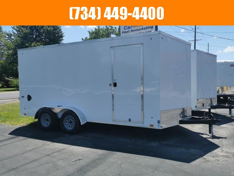 2020 Look Trailers 7x16x7  Enclosed Cargo Toy Hauler Trailer