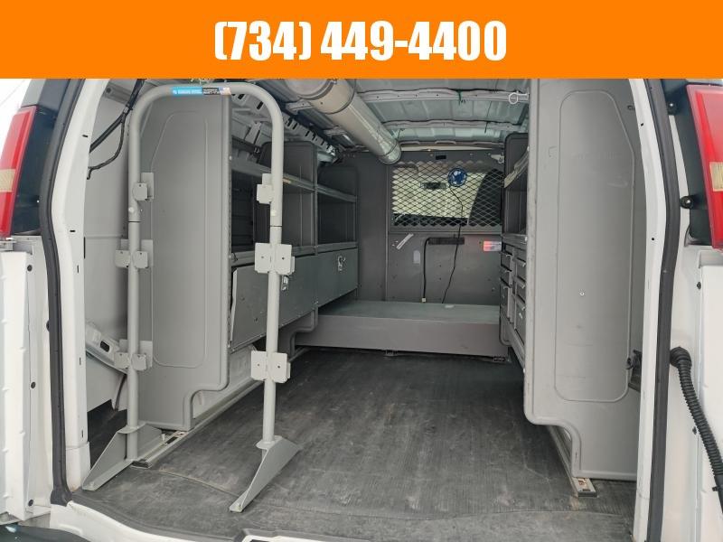 2011 GMC Savana 2500 Cargo Van 88k Miles 1 OWNER