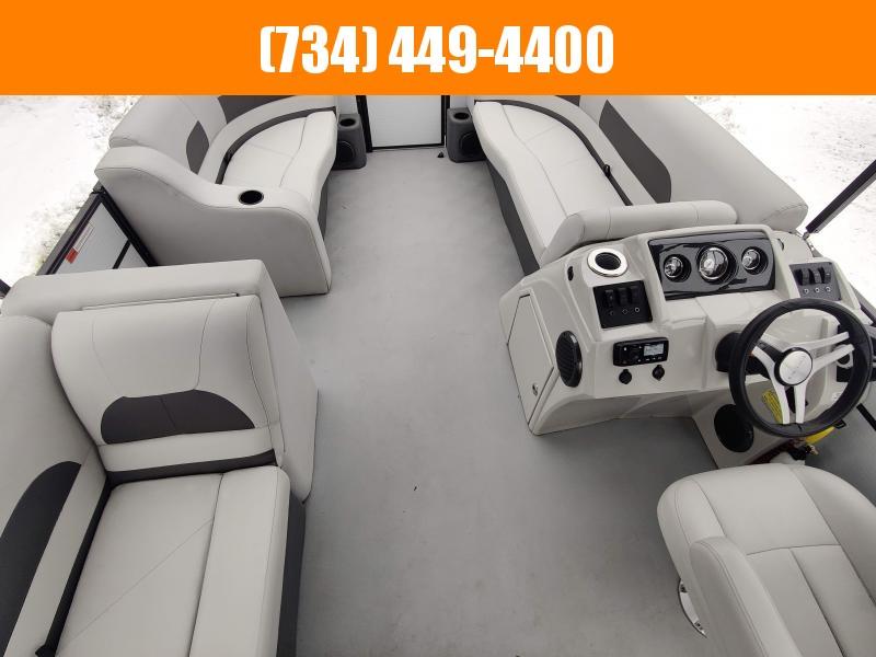 2018 Crest Cruiser 200l 20Ft Pontoon 50HP Pontoon Boat
