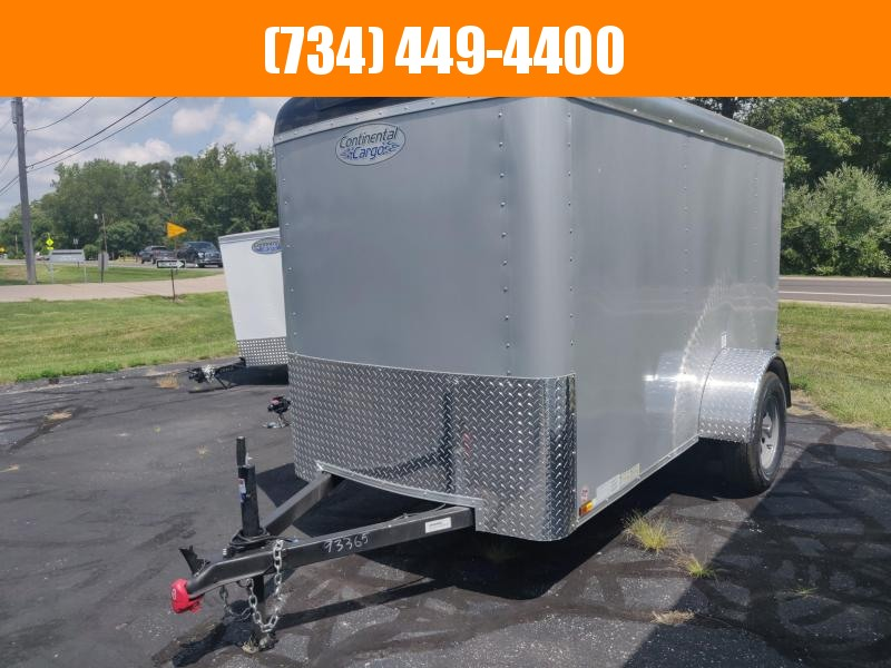 2021 Continental Cargo Tailwind 5x10 Enclosed Cargo Trailer Enclosed Cargo Trailer