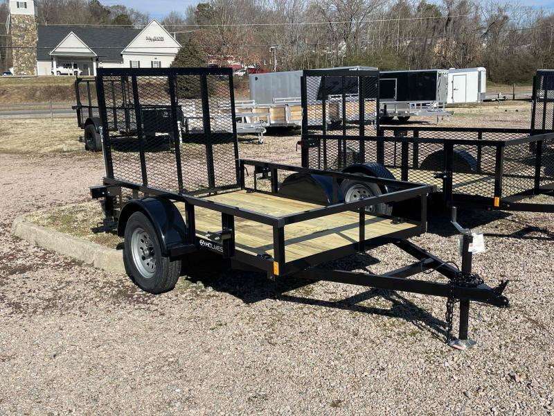 2021 Holmes 5' x 8' 3.5k Single Axle Utility Trailer