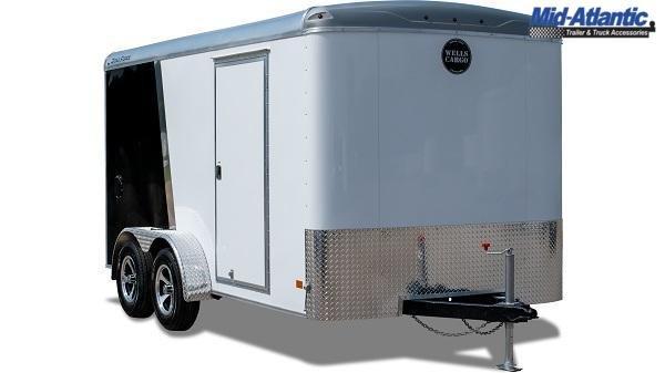 2021 Wells Cargo RF610S2 Enclosed Cargo Trailer Enclosed Cargo Trailer