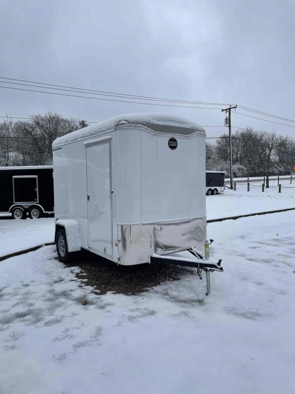 2021 Wells Cargo RF610S2 Enclosed Cargo Trailer Enclosed Cargo Trailer