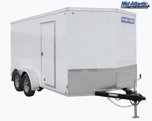 2021 Sure-Trac STW8414TA Enclosed Cargo Trailer Enclosed Cargo Trailer