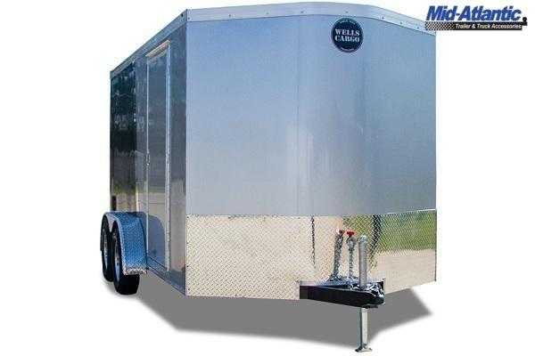 2021 Wells Cargo RFV58S2 Enclosed Cargo Trailer