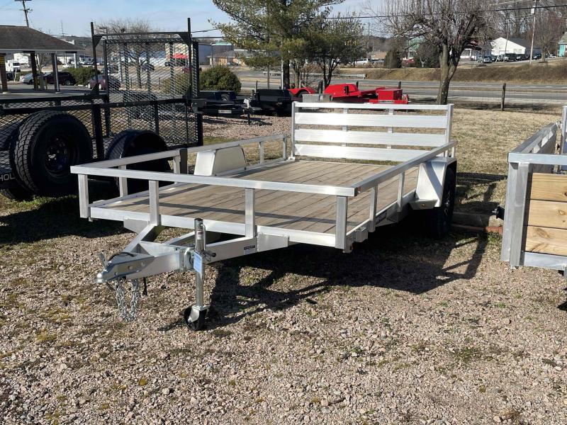 2021 Sure-Trac ST8212TA-A-030 UTILITY Utility Trailer