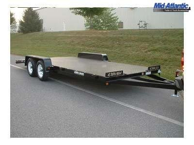 2020 Bri-Mar CH18-7 Full Car Hauler Car / Racing Trailer