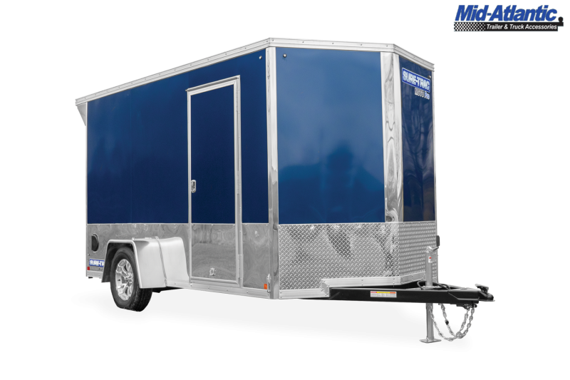 2021 Sure-Trac STWMP9012SA Motorcycle Trailer Motorcycle Trailer
