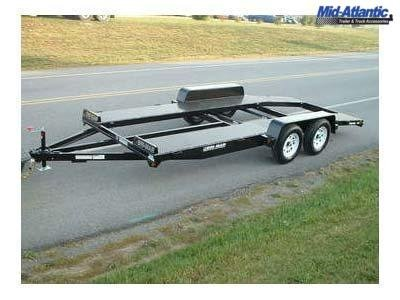 2020 Bri-Mar CH16-7 Open Car Hauler Car / Racing Trailer