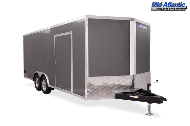 2021 Sure-Trac STWCH10224TA-100 Car / Racing Trailer Car / Racing Trailer