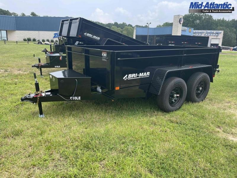 2022 Bri-Mar DT610LP-LE-7 Dump Trailer Dump Trailer