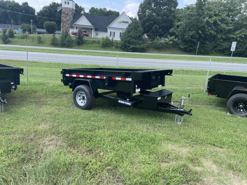 2021 Sure-Trac ST6208D-B-050 Dump Trailer Dump Trailer