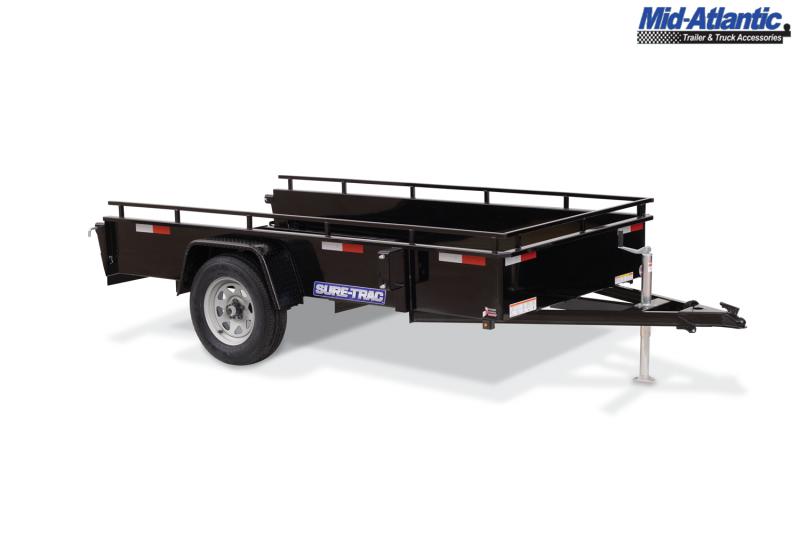 2021 Sure-Trac ST6208HSA-B-030 Utility Trailer Utility Trailer