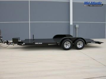 2020 Bri-Mar CHT18-7 Hydraulic Tilt Car Hauler Car / Racing Trailer
