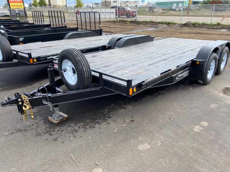 2022 Rainbow Trailers 16' HD Car and Equipment w/ 2-5200 lb. Axle Equipment Trailer