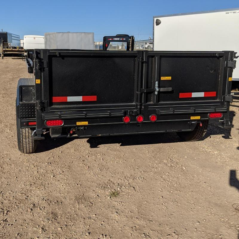 2021 Trailtech L270HD-16 Dump Trailer