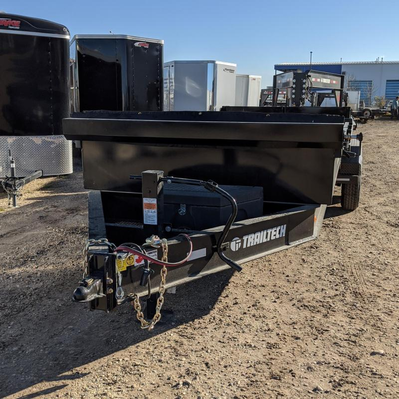 2021 Trailtech L270HD-16 Dump Trailer