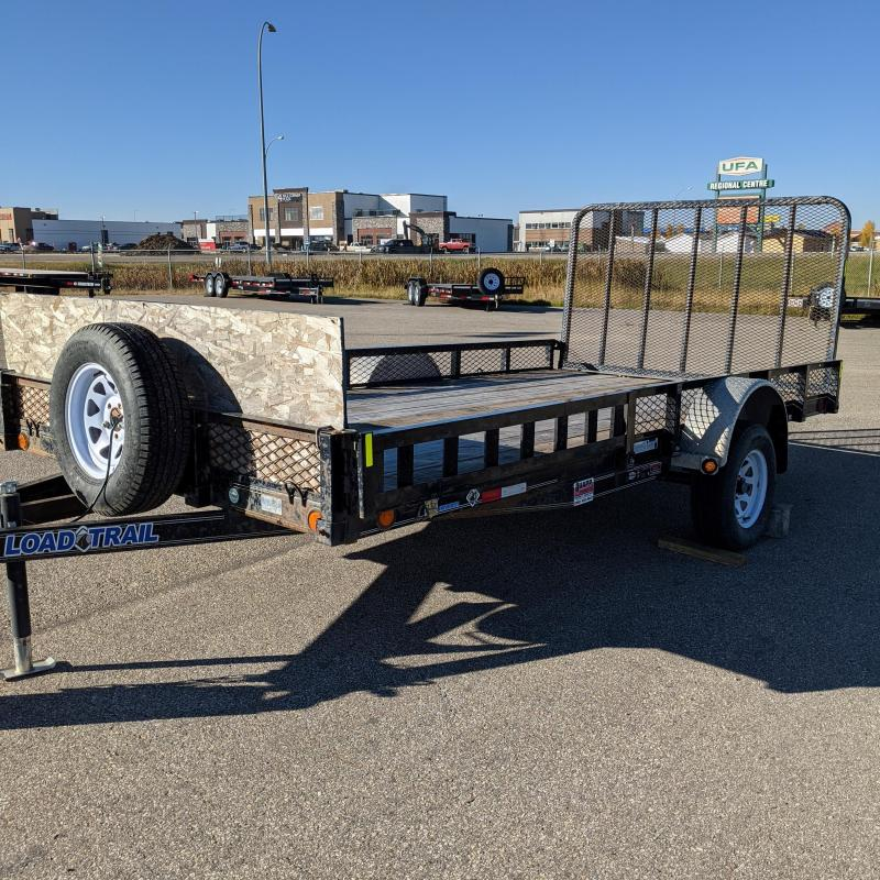 2017 Load Trail 14 Ft Utility Trailer
