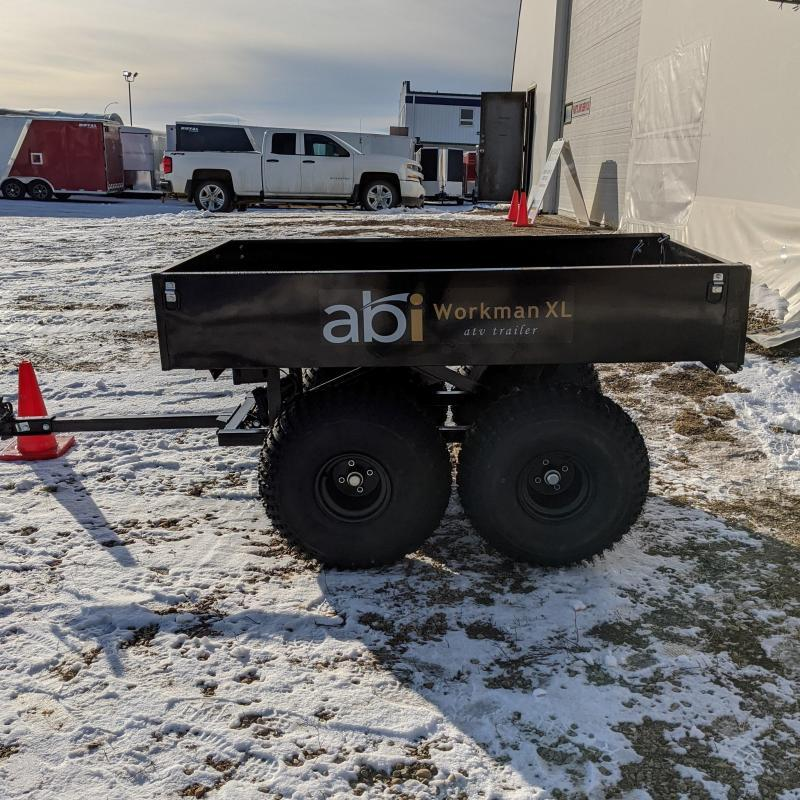 2020 ABI Leisure Products WXL Dump ATV Trailer