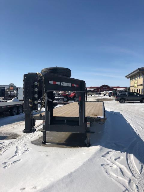 2020 Trailtech TD310-28 Flatbed Trailer