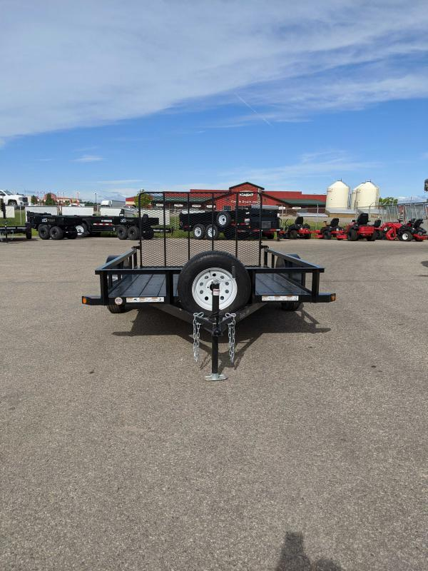 2020 Rainbow Trailers 7X10ASE
