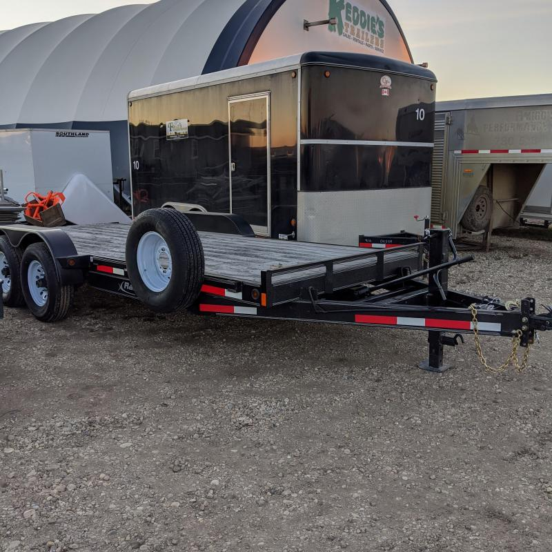 2021 Rainbow Trailers 8720M Equipment Trailer