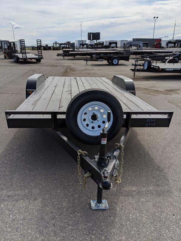 2021 Rainbow Trailers 6320E Equipment Trailer