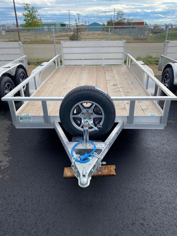 2021 Stronghaul UATR8512 82 x 12 Utility Trailer