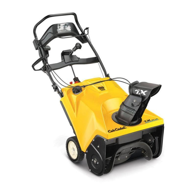 2021 Cub Cadet Single Stage Snow Blower