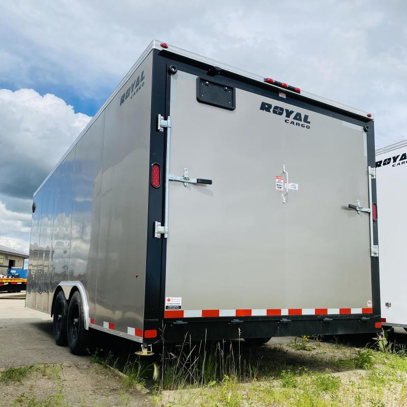 2021 Southland Trailers LARCT52-822-78V Enclosed Cargo Trailer