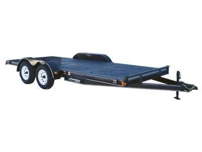 2021 Rainbow Trailers 6312M Equipment Trailer