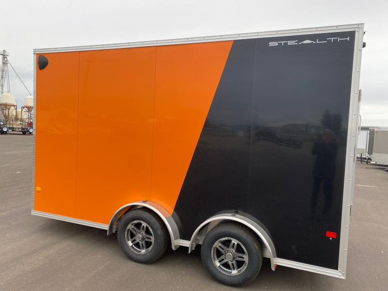 2022 Stealth Trailers C7x14S Enclosed Cargo Trailer
