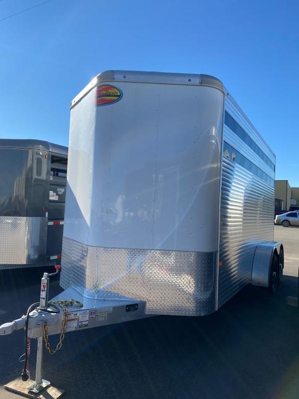 2022 Sundowner Trailers Stockman Special 3 Horse Trailer