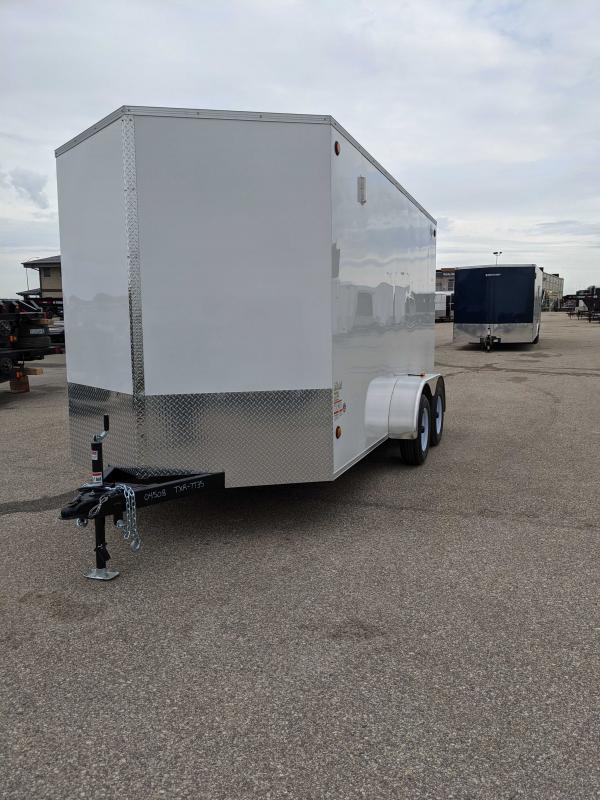 2020 CJay Trailers TXR-7T35