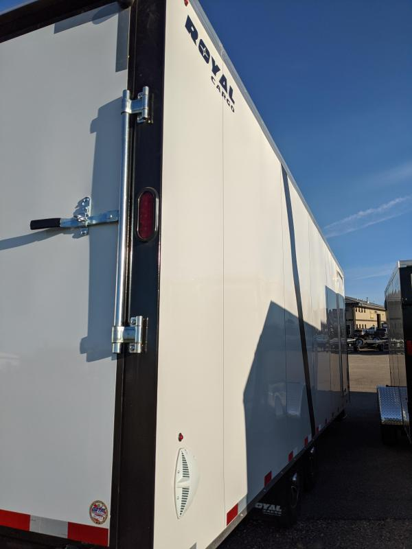 2021 Southland Royal Cargo - LARSMT52-826V-78