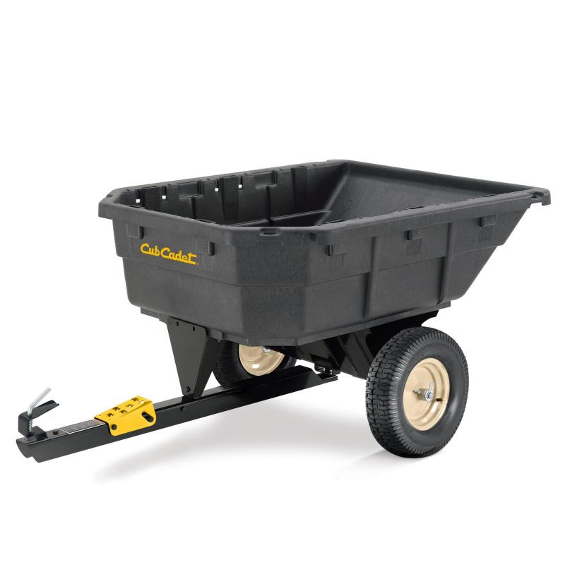 2021 Cub Cadet 15 Cu Ft Swivel Dump Cart